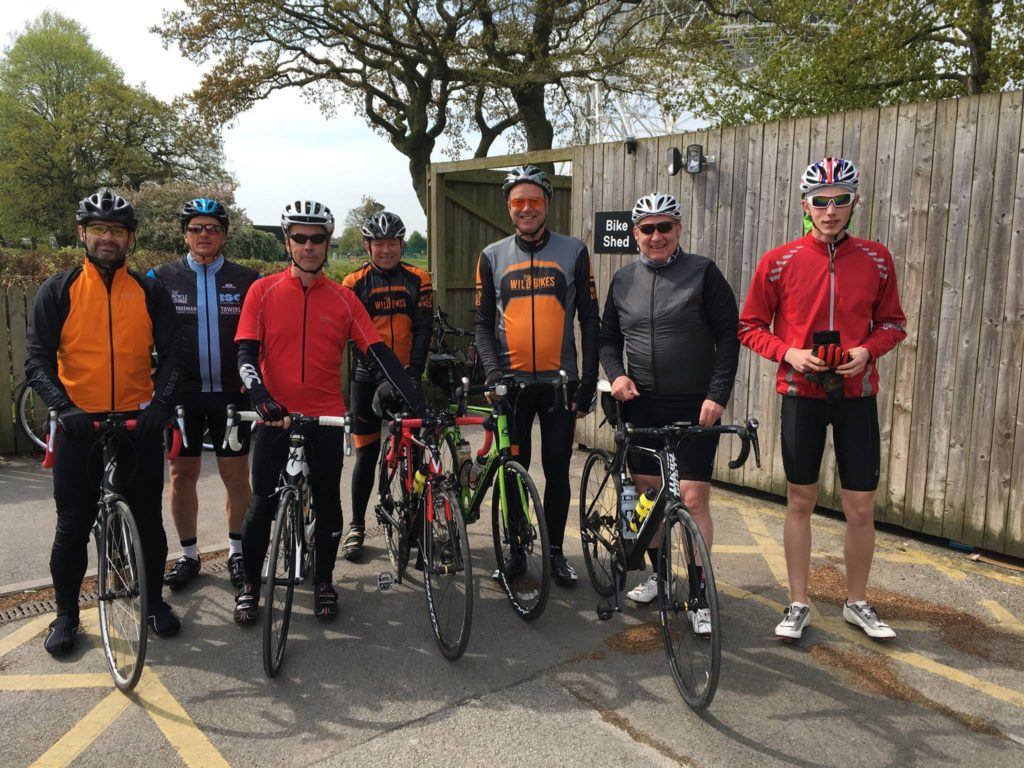 Jodrell Bank for the Active stop