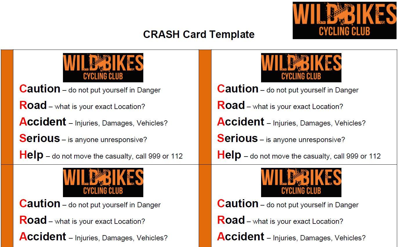 Crash Card